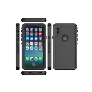 TOLERATE ARMOR AQUA IPHONE X/XS BLACK