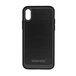 TOLERATE ARMOR IPHONE XS MAX BLACK