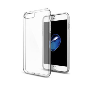 TOLERATE PC CASE IPHONE 7/8 PLUS TRANSPARENT BULK